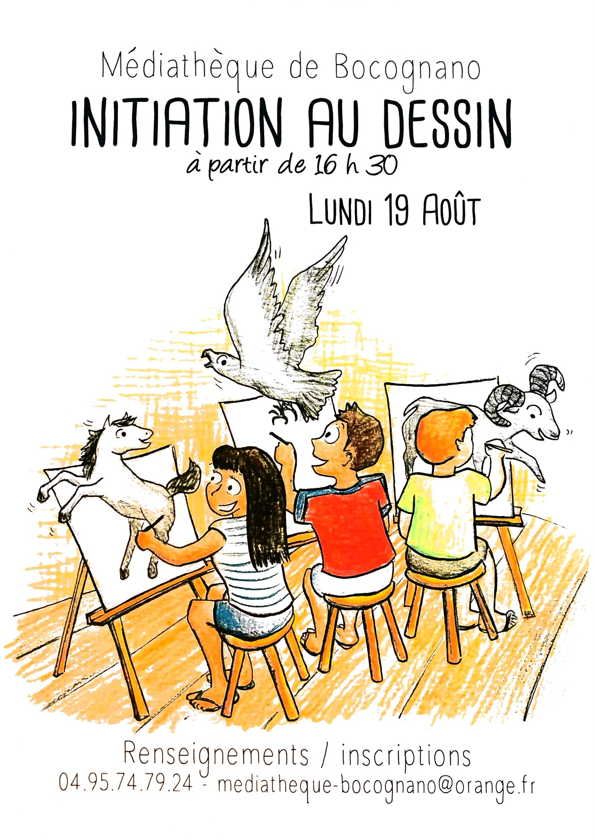 initiation DESSIN