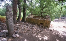 Réunion de présentation résultats fouille archéologique site d'i casteddi