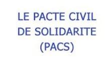 Pacs : en mairie à partir du 1er novembre 2017